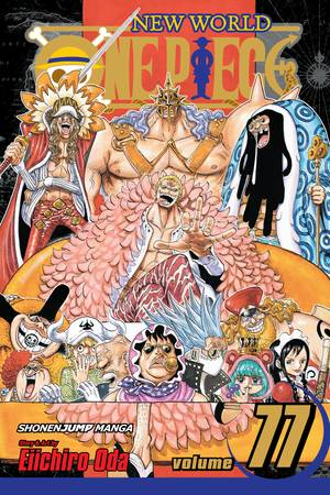 One Piece Vol. 77: Smile