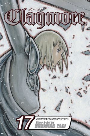 Claymore Vol. 17: The Claws of Memory