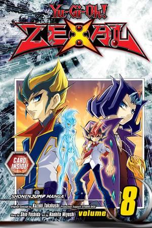 Yu-Gi-Oh! Zexal Vol. 8: Yu-Gi-Oh! Zexal, Volume 8