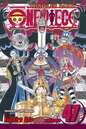 One Piece Vol. 47: Cloudy, Partly Bony
