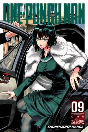 One-Punch Man Vol. 9: One-Punch Man, Volume 9