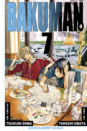 Bakuman。 Vol. 7: Gag and Serious