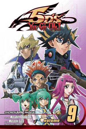 Yu-Gi-Oh! 5D's Vol. 9: Eternal Turbo Duelist!!