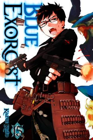 Blue Exorcist Vol. 15: Blue Exorcist, Volume 15