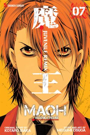 Maoh: Juvenile Remix Vol. 7: Maoh: Juvenile Remix, Volume 7