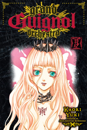 Grand Guignol Orchestra Vol. 5: Troubadour's Love Song