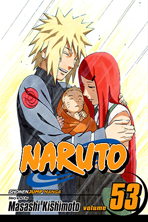 The Birth of Naruto
