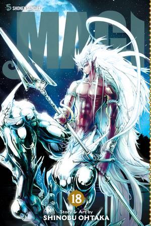 Magi Vol. 18: Magi: The Labyrinth of Magic, Volume 18