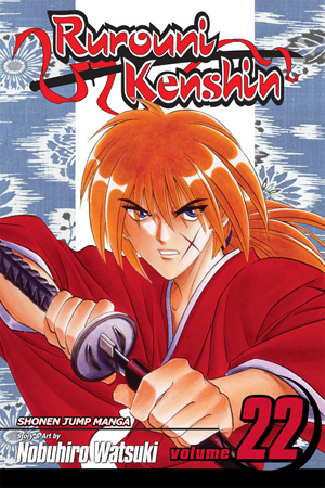 Rurouni Kenshin Vol. 22: Battle On Three Fronts