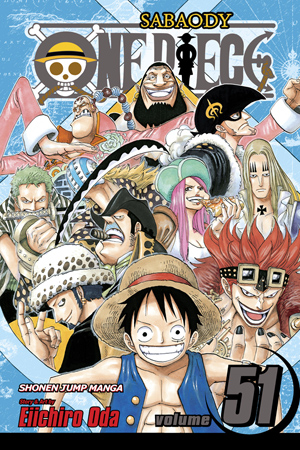 One Piece Vol. 51: The Eleven Supernovas