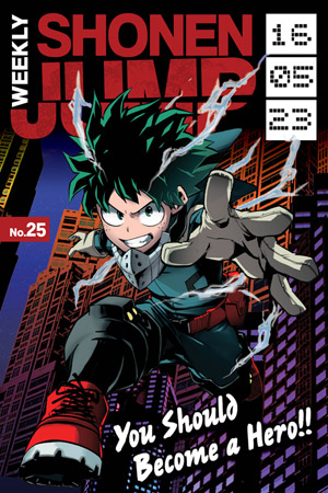 Weekly Shonen Jump : May 23, 2016