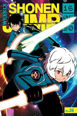 Weekly Shonen Jump : May 30, 2016