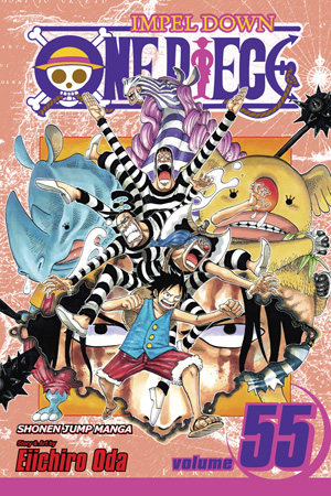 One Piece Vol. 55: A Ray of Hope