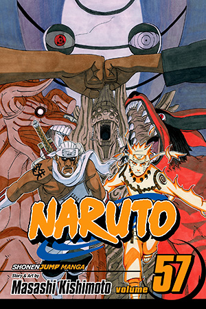 Naruto Vol. 57: Battle
