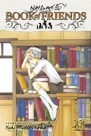 Natsume's Book of Friends Vol. 11: Natsume's Book of Friends, Volume 11