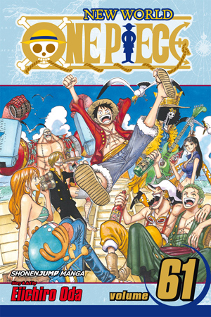One Piece Vol. 61: Romance Dawn for the New World