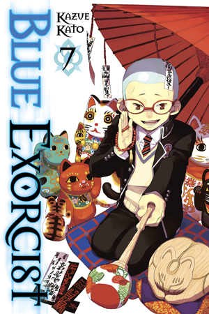 Blue Exorcist Vol. 7: Blue Exorcist, Volume 7