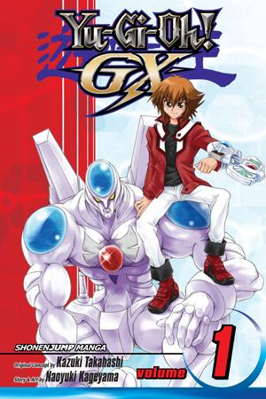 Yu-Gi-Oh! GX Vol. 1: Free Preview