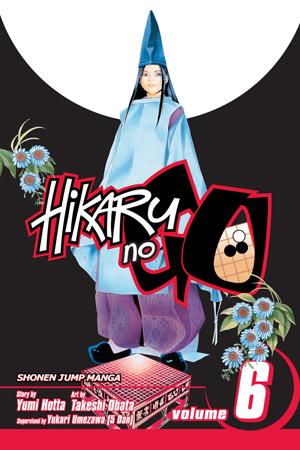 Hikaru no Go Vol. 6: The Insei Exam