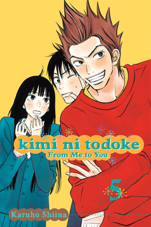 Kimi ni Todoke: From Me to You, Volume 5