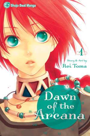 Dawn of the Arcana Vol. 1: Free Preview!!