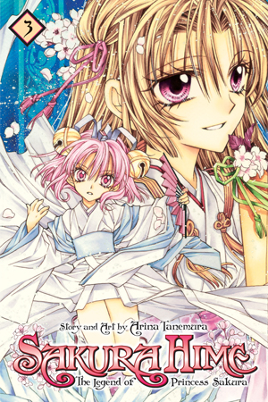 Sakura Hime: The Legend of Princess Sakura  Vol. 3: Sakura Hime: The Legend of Princess Sakura, Volume 3