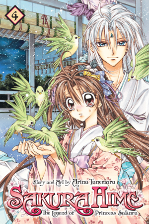 Sakura Hime: The Legend of Princess Sakura  Vol. 4: Sakura Hime: The Legend of Princess Sakura, Volume 4