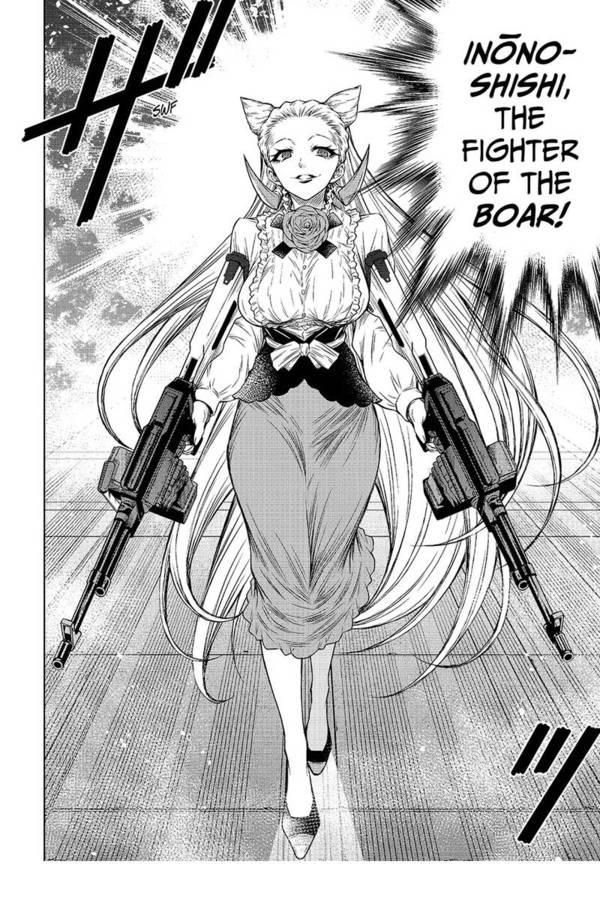 VIZ: Read Juni Taisen: Zodiac War (manga), Chapter 1 Manga for Free from Shonen Jump
