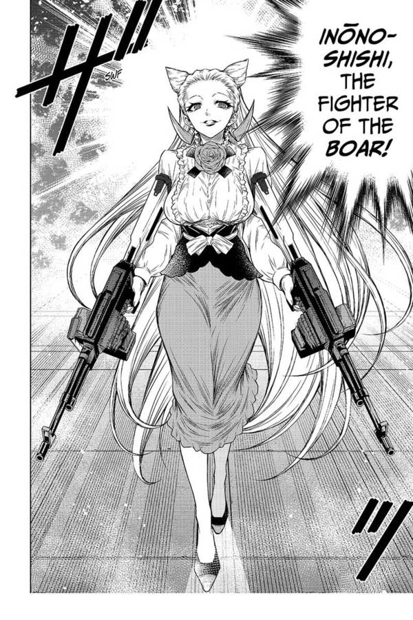 juni taisen zodiac war manga chapter 1