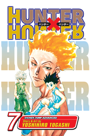 Hunter x Hunter Vol. 7: Nen Combatant