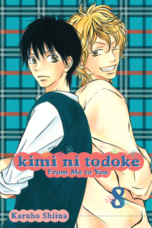 Kimi ni Todoke: From Me to You Vol. 8: Kimi ni Todoke: From Me to You, Volume 8