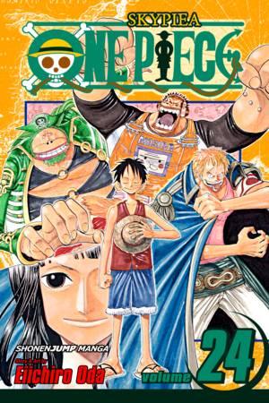 One Piece Vol. 24: People's Dreams
