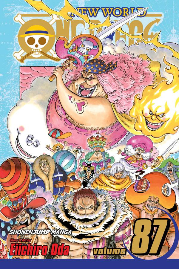 VIZ   Read a Free Preview of One Piece, Vol. 87