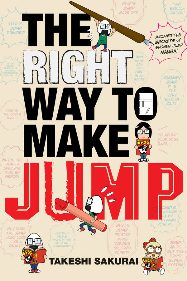 VIZ | Read a Free Preview of The Right Way to Make Jump!