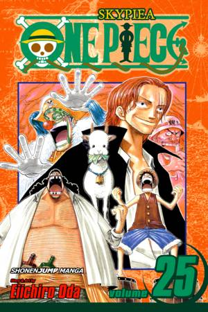 One Piece Vol. 25: The 100 Million Berry Man