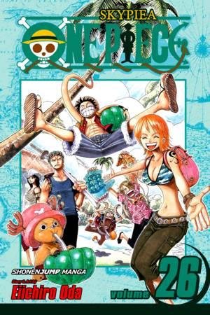 One Piece Vol. 26: Adventure on Kami's Island