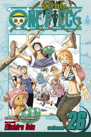 One Piece Vol. 26: Adventure on Kami's Island