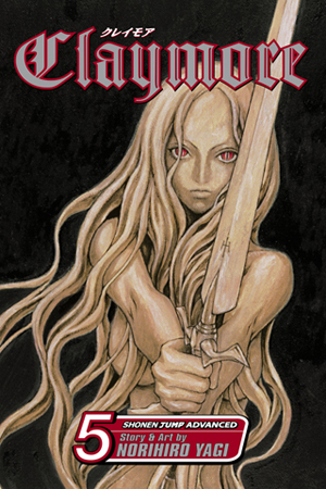 Claymore Vol. 5: The Slashers