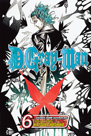 D.Gray-man Vol. 6: Delete