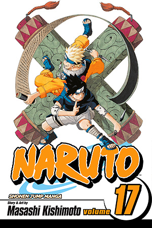 Naruto Vol. 17: Itachi's Power