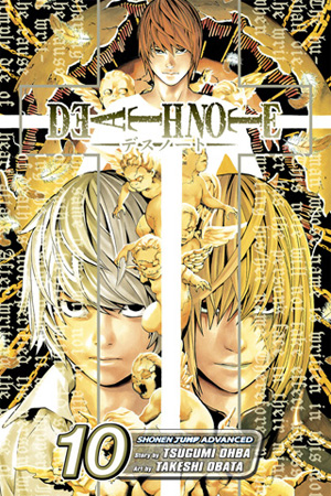Death Note Vol. 10: Deletion