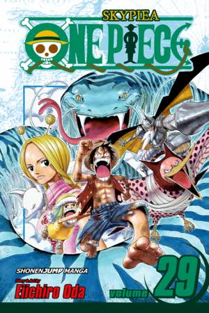 One Piece Vol. 29: Oratorio