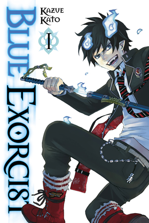 Blue Exorcist Vol. 1: Blue Exorcist, Volume 1