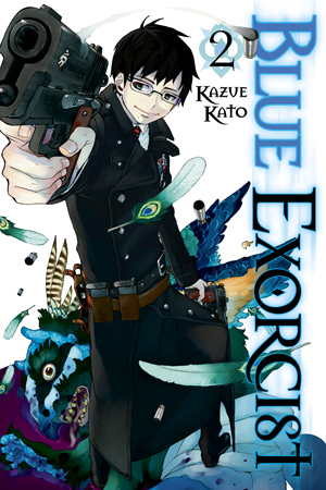 Blue Exorcist Vol. 2: Blue Exorcist, Volume 2
