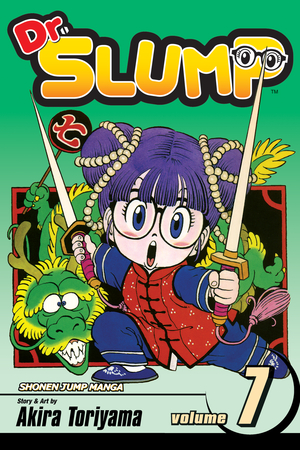 Dr. Slump Vol. 7: Dr. Slump, Volume 7