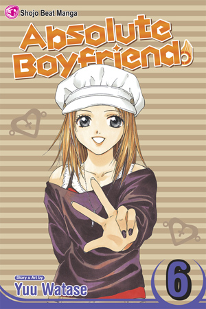 Absolute Boyfriend Vol. 6: Absolute Boyfriend, Volume 6