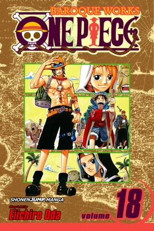One Piece Vol. 18: Ace Arrives