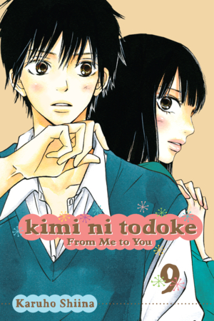 Kimi ni Todoke: From Me to You Vol. 9: Kimi ni Todoke: From Me to You, Volume 9