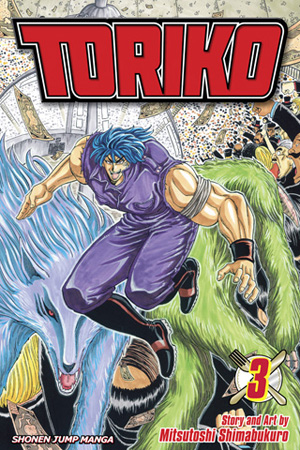 Toriko Vol. 3: The Thing!!
