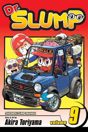 Dr. Slump Vol. 9: Dr. Slump, Volume 9